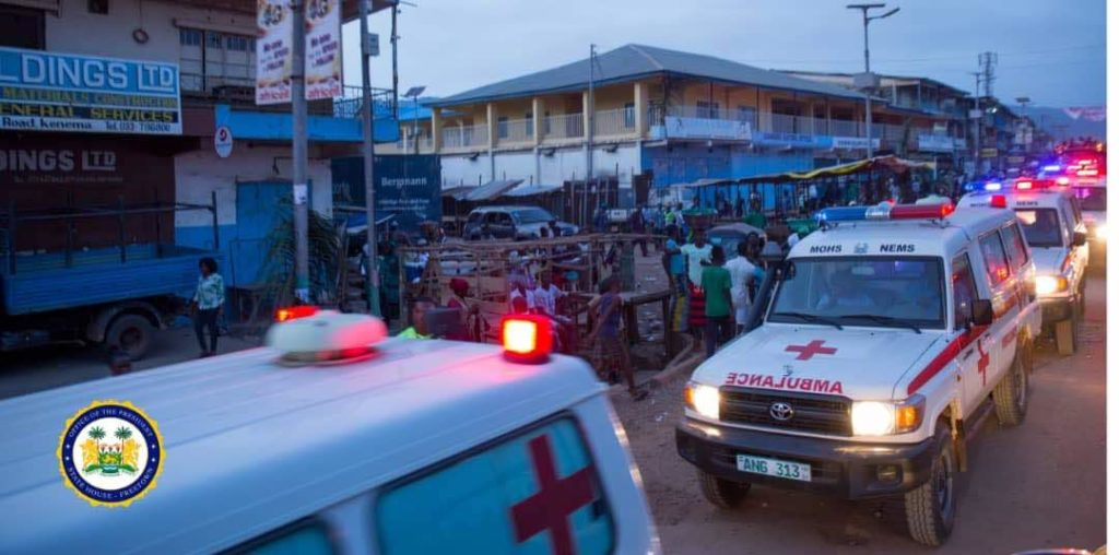 Sierra Leone Gets New Medical Supplies Agency